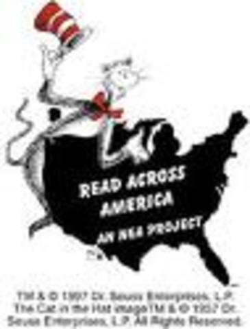 We celebrate Read Across America Day