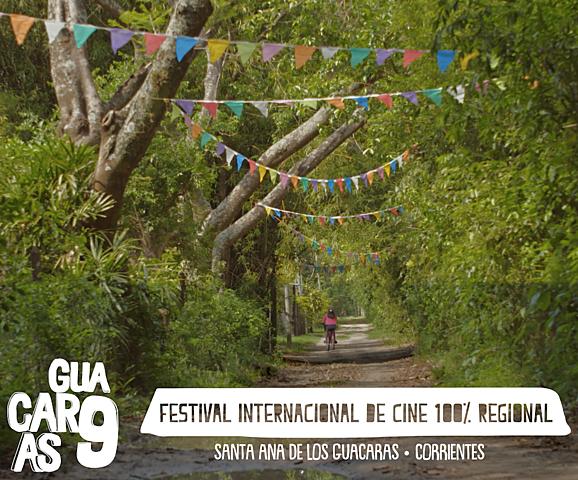 Guácaras Festival Internacional de Cine - 100% Regional