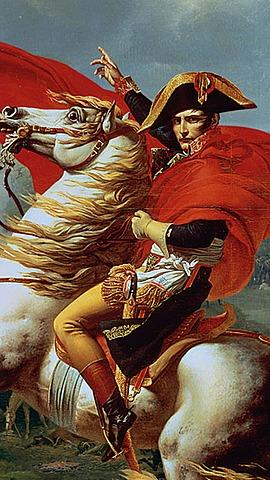 Napoleon tar over
