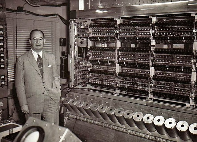 Modelo de John Vonn Neumann