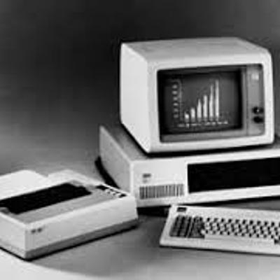 A evolução dos computadores timeline