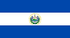 Historia política de El Salvador timeline