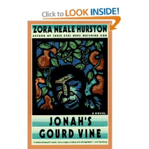 Jonah's Gourd Vine is published