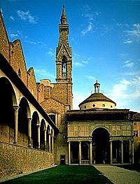 Capilla de Pazzi (1441 -  Filippo Brunelleschi)