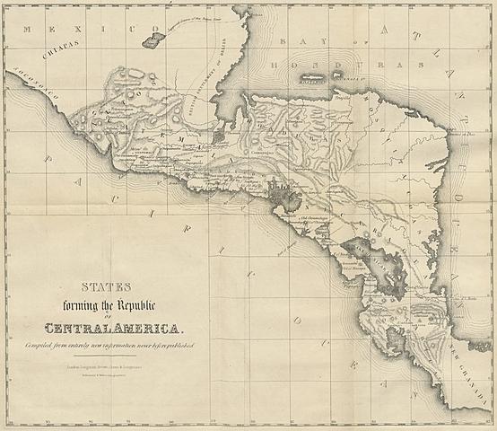 Separación de El Salvador de la Federación Centroamericana.