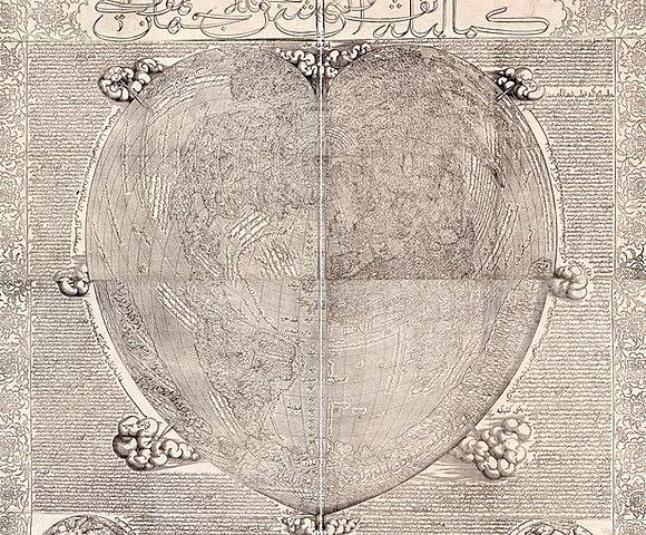 Полное изображение Земли