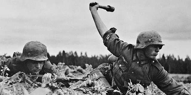 """Operation Barbarossa"""