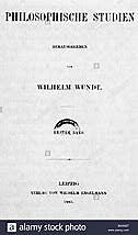 Wundt edita la primera revista sobre psicología