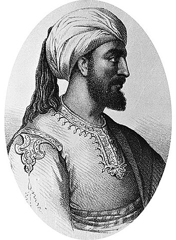Abderramán I proclama el Emirato independiente de Córdoba