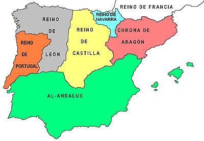 Fundación del Reino de Castilla