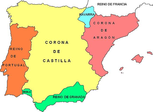 Se crea la Corona de Aragón