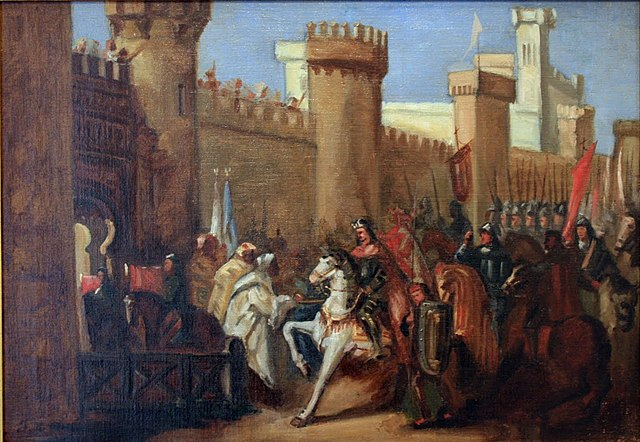 Castilla conquista Murcia