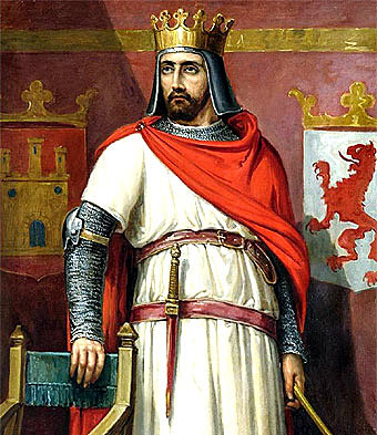 Guerra civil en Castilla y trono para Enrique II de Trastámara
