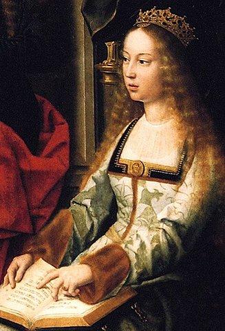 Guerra de Sucesión castellana (Trono para Isabel la Católica)