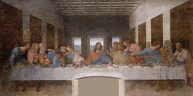 La última cena - Leonardo Da Vinci (1495)