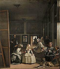 Las meninas (Diego Velazquez - 1656)