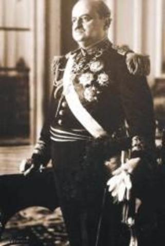 Gnral. Oscar R. Benavides contra Guillermo Billinghurst.