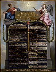 Declaración de los Derechos del Hombre y del Ciudadano,