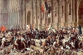 Proclamación da III República francesa