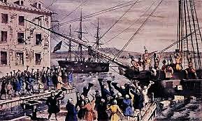 Incidente del té de Boston