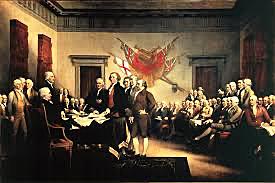El Primer Congreso Continental.