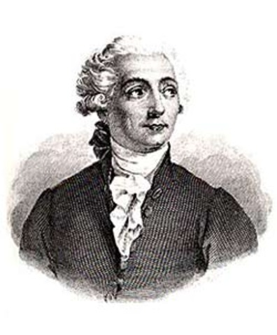 Charles-Augustin de Coulomb: fuerza entre dos cargas