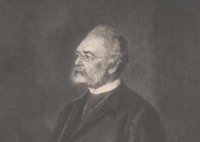 Ernst Werner M. von Siemens: Locomotora eléctrica