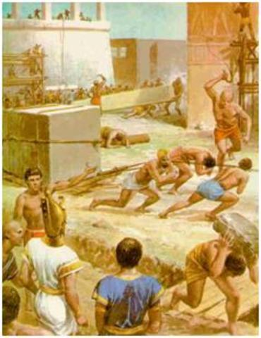 Sistema Esclavista Siglo IV d.C