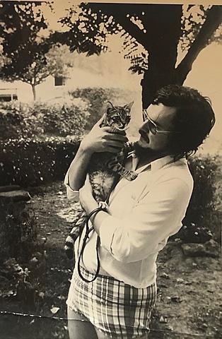 Yves et les chats (1)