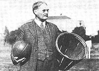 Nacimiento del Baloncesto.