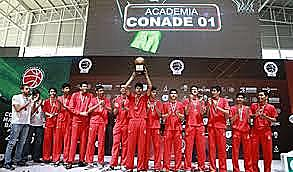 Copa Juvenil de Baloncesto en Guadalajara