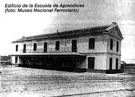 La escuela de aprendices de los talleres de Centro América