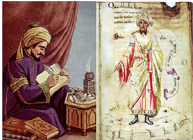 Los científicos musulmanes, método experimental inductivo