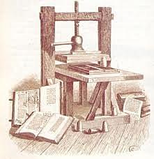 Nacimiento de la Imprenta