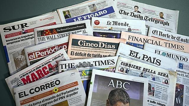 Financiamiento de medios impresos