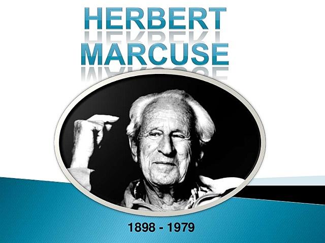 Herbert Marcuse (1898 - 1979)