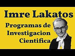 Imre Lakatos (1922 - 1974)