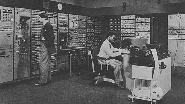Red de ordenadores ARPANET