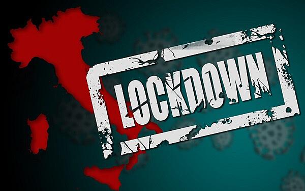 Inizio del Lockdown dell'Italia