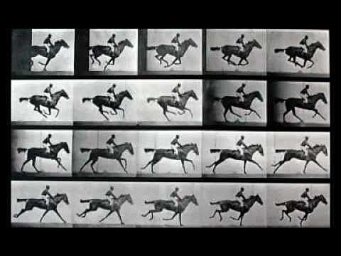 Cronofotografía (descomponer movimiento)