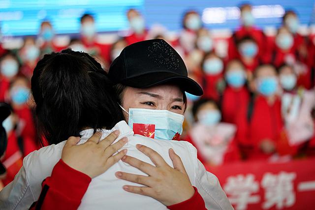 Fine Lockdown a Wuhan