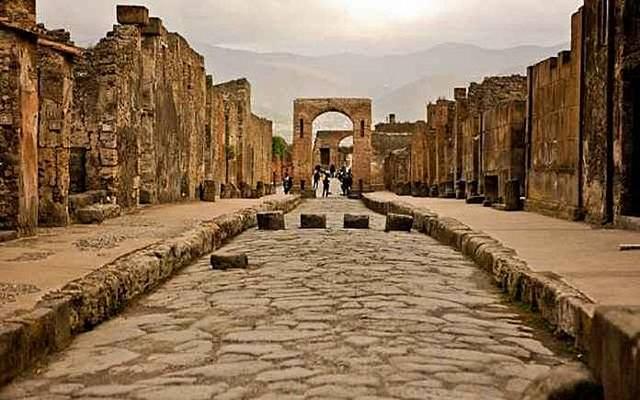 Riapertura parziale del Parco Archeologico di Pompei