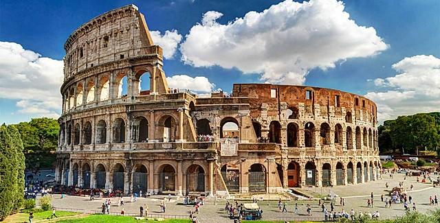 Riapertura del Parco Archeologico del Colosseo