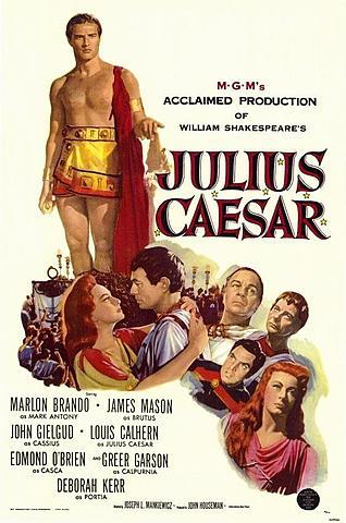 """Estreno de la película """"Julio César"""" y Miklós Rózsa."""