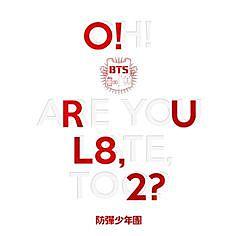Primer Mini-Álbum 'O!RUL8,2?'.