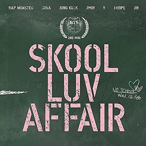 2014: Segundo Mini-Álbum 'Skool Luv Affair'.