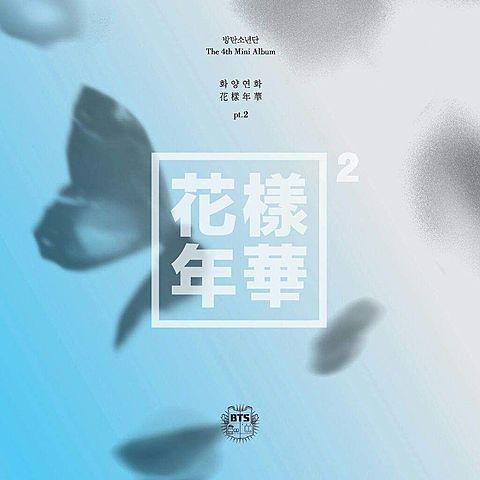 Cuarto Mini-Álbum 'The Most Beautiful Moment In Life, Pt. 2'.