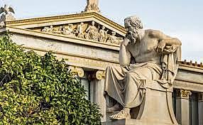 Començament del període clàssic de Grècia.