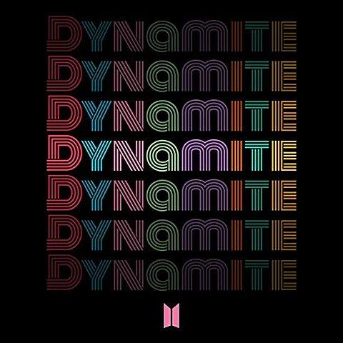 "Primer single en inglés ""Dynamite"""