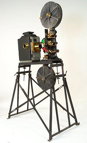 Invenció de l'Kinemacolor (1908)